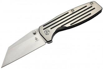 Ki3480 Rogue couteau lame acier S35VN et manche titane