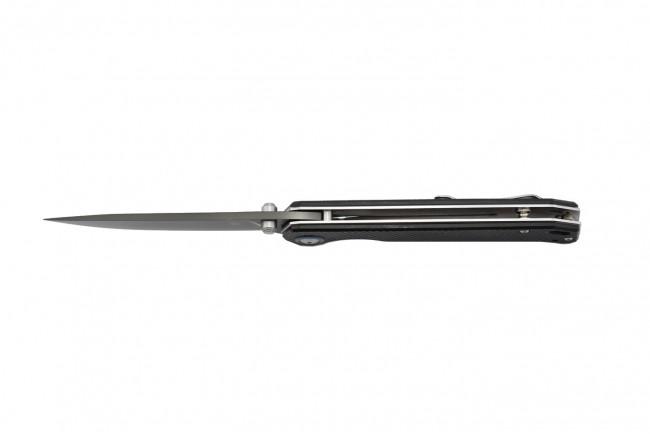 V4458A1 Begleiter Vanguard couteau lame en VG10 et manche en G10 noir